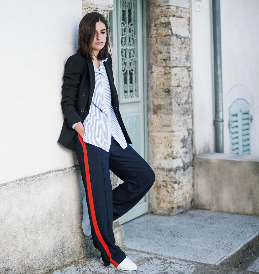 Tìm hiểu Track Pants Là Gì?Xu hướng thời trang dạo phố chưa bao giờ hết hot