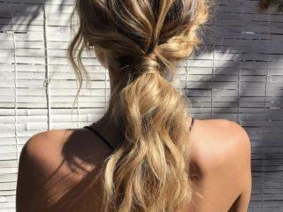 4 Kiểu tóc giúp bạn che giấu sự thật về mái tóc với gàu trắng xoá như tuyết!