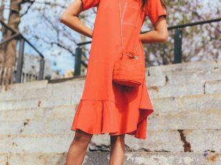 Phối đồ màu cam như thế nào để tôn lên vóc dáng của bạn?