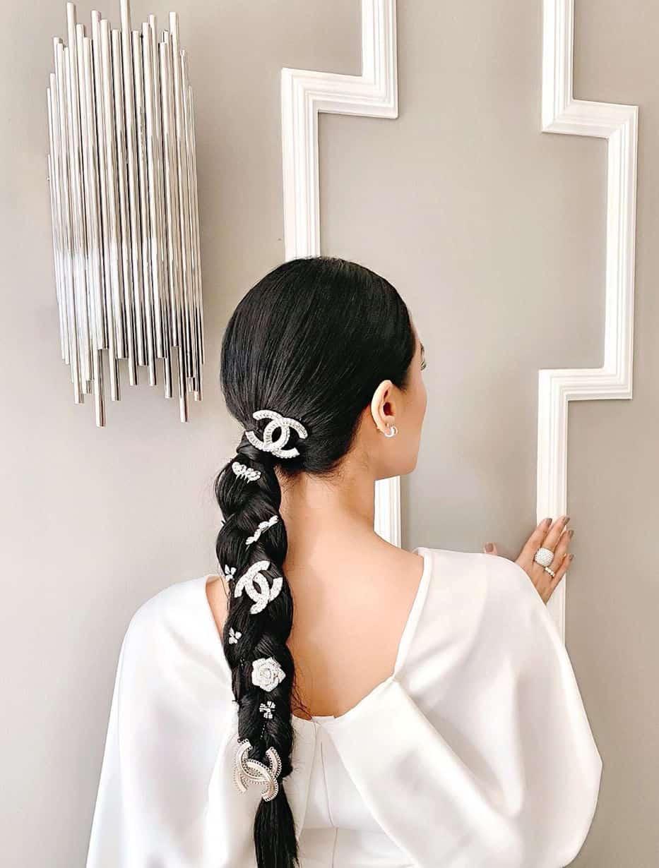 Tóc đuôi gà đen mượt – kiểu tóc chưa bao giờ nhàm chán nếu bạn đủ sáng tạo!