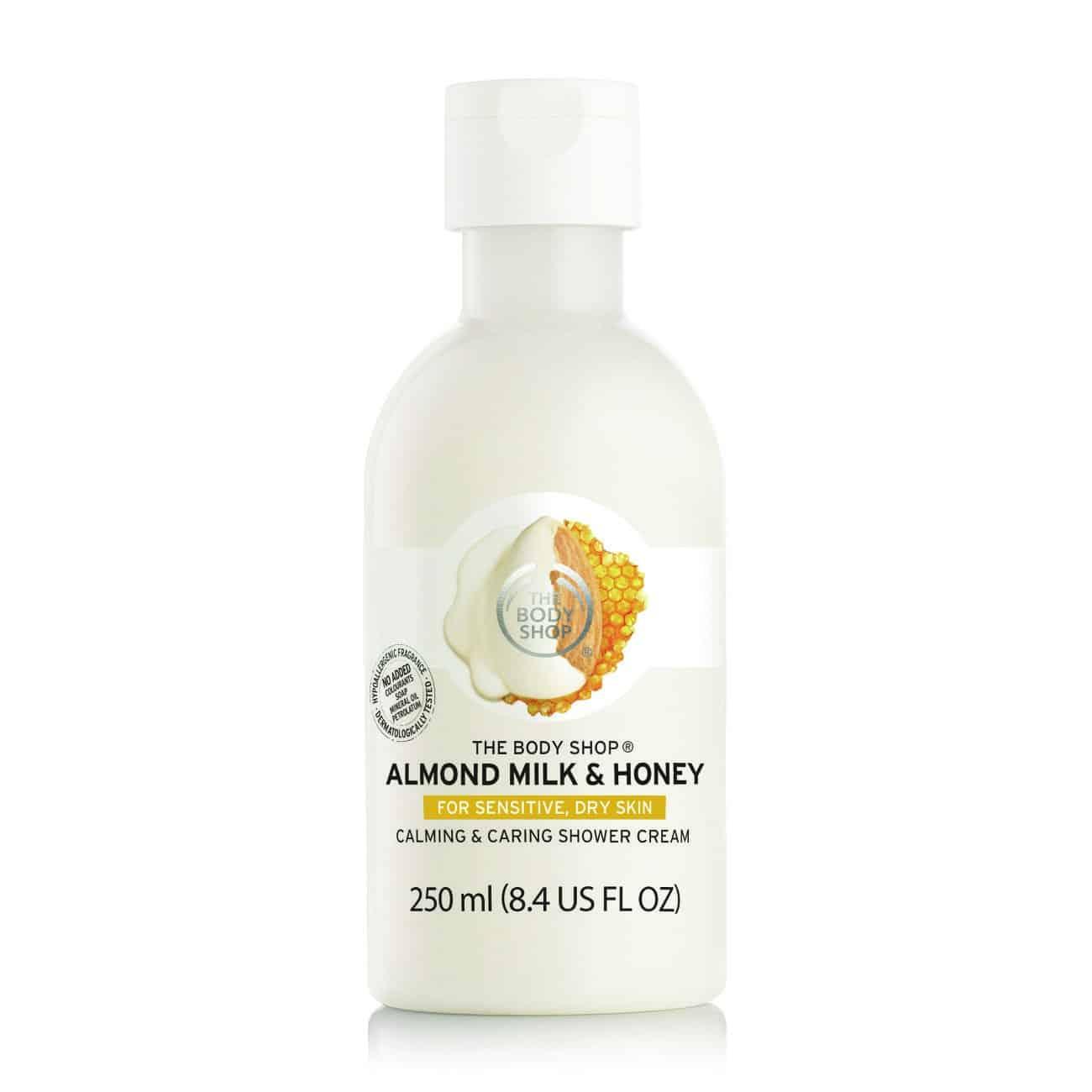 sữa tắm dưỡng ẩm cho da khô