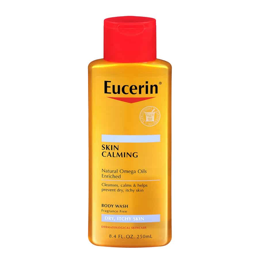 Sữa tắm dưỡng ẩm cho da khô Eucerin Skin Calming Body Wash