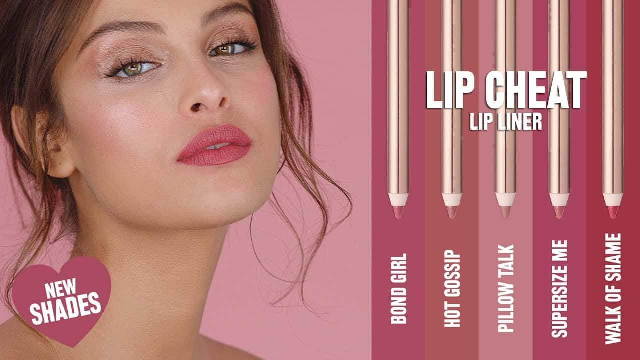 Chì kẻ môi Charlotte Tilbury Lip Cheat Lip Liner in Pillowtalk