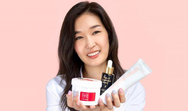 Charlotte Cho và 5 bài học về mụn nàng nhớ ngay để không còn đau đầu về những nốt đèn pin trên mặt nhé!