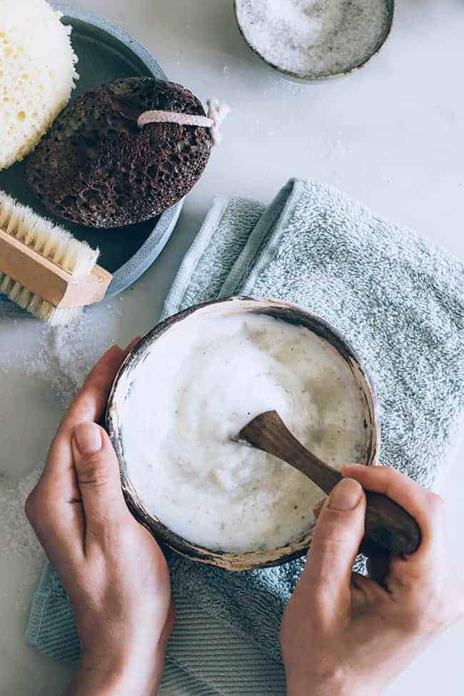 """Cách tắm trắng bằng sữa chua không đường tại nhà """"chuẩn"""""""