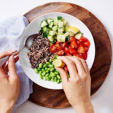 Chế độ ăn Healthy là gì? 11 thực phẩm healthy food giảm mỡ bụng nhanh cho nữ