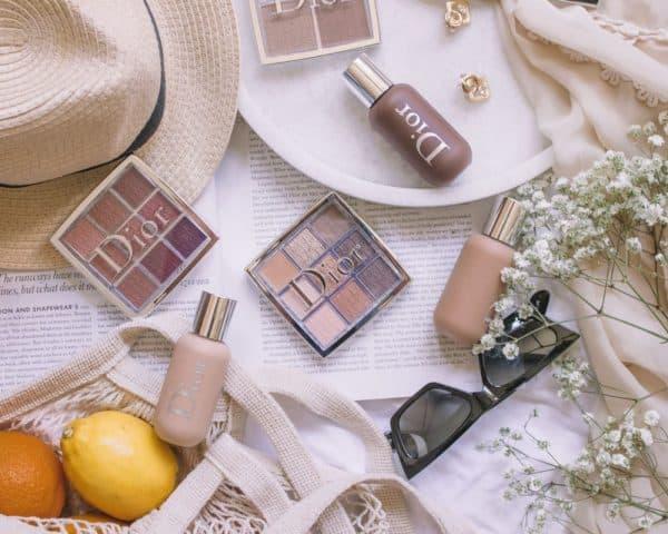 Bạn đã sở hữu Dior Backstage Collection Eyeshadow Palette in Cool & Warm chưa?