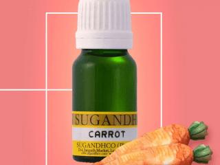 Tinh dầu cà rốt có thật sự hiệu quả trên tóc?
