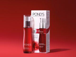 """Pond's Age Miracle Serum – serum chống lão hoá """"ngon-bổ-rẻ"""" cho nàng"""