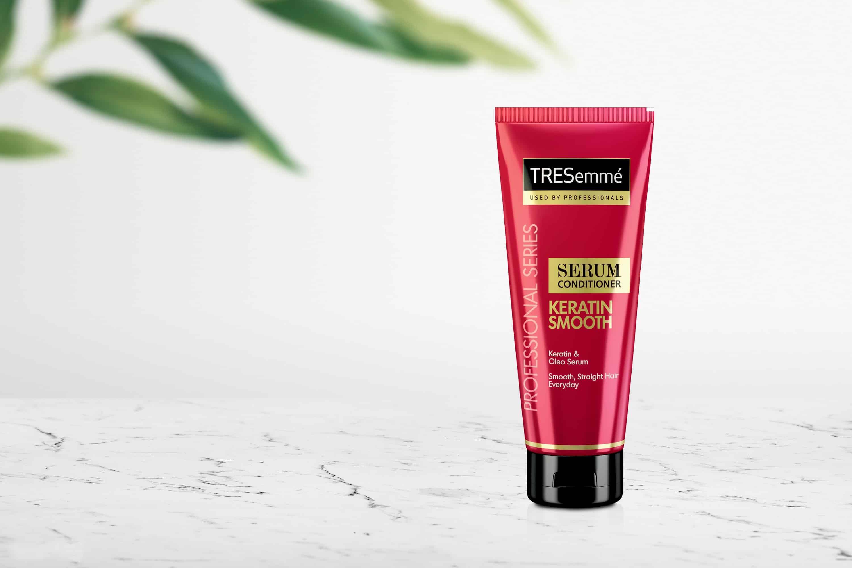 Tresemme Keratin Smooth Serum Conditioner With Keratin and Oleo Serum