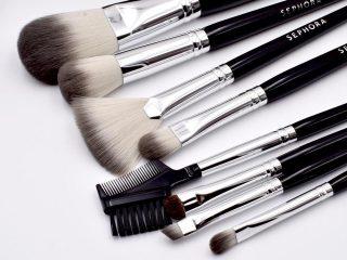 """Tools Of The Trade Brush Set – Bộ dụng cụ trang điểm """"xịn sò"""" nhà Sephora cho nàng!"""