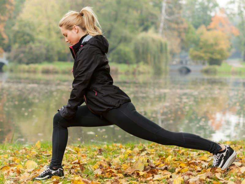 bài tập gym giảm mỡ hông