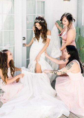 Muốn có đám cưới hoành tráng, bạn nhất định phải thử 6 kiểu tóc này!