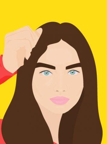 Da đầu khô bạn nên đổ lỗi cho ai?