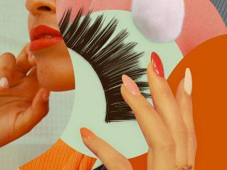 Màu mắt đẹp thôi là chưa đủ, lông mi cũng rất quan trọng đấy!