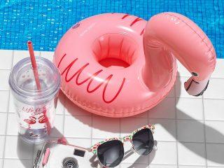 Sau khi bơi hay đổ mồ hôi, có cần phải thoa lại các bước skincare như ban đầu?