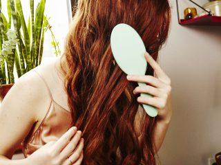 Bệnh ban đỏ ngoài da có thể gây rụng tóc không?