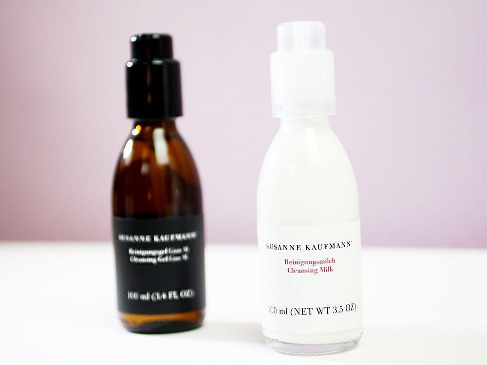 Sữa rửa mặt trị mụn Susanne Kaufmann Cleansing Milk đem đến hiệu quả tuyệt vời cho làn da mụn của bạn