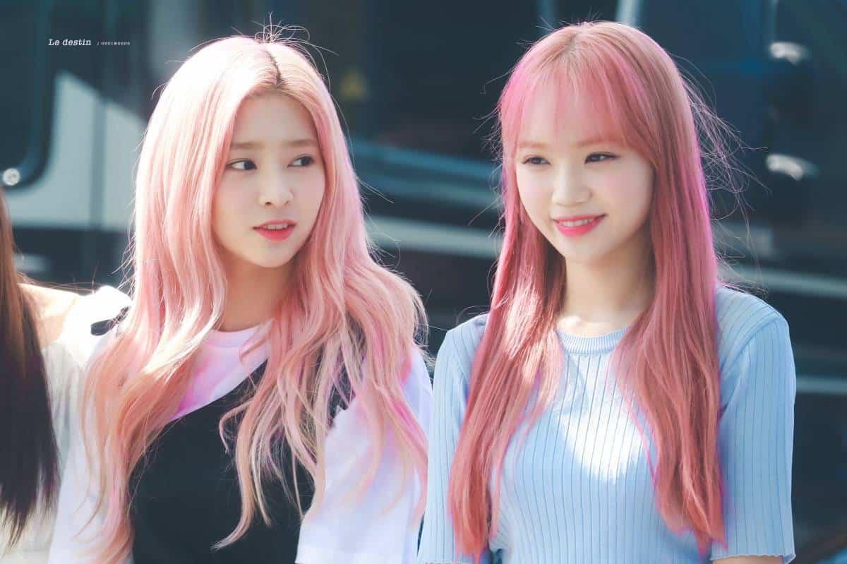 nhuộm tóc hồng tại nhà