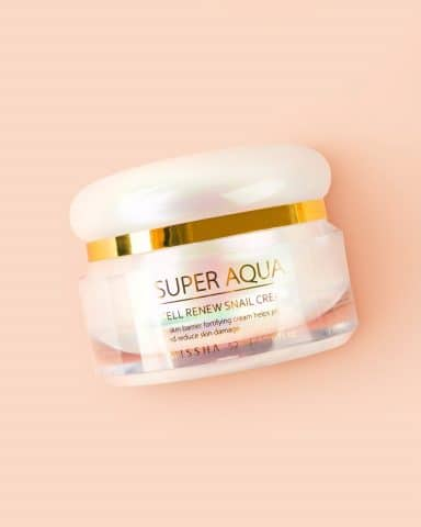 Super Aqua Cell Renew Snail Cream – kem dưỡng trắng da mặt hiệu quả cho nàng