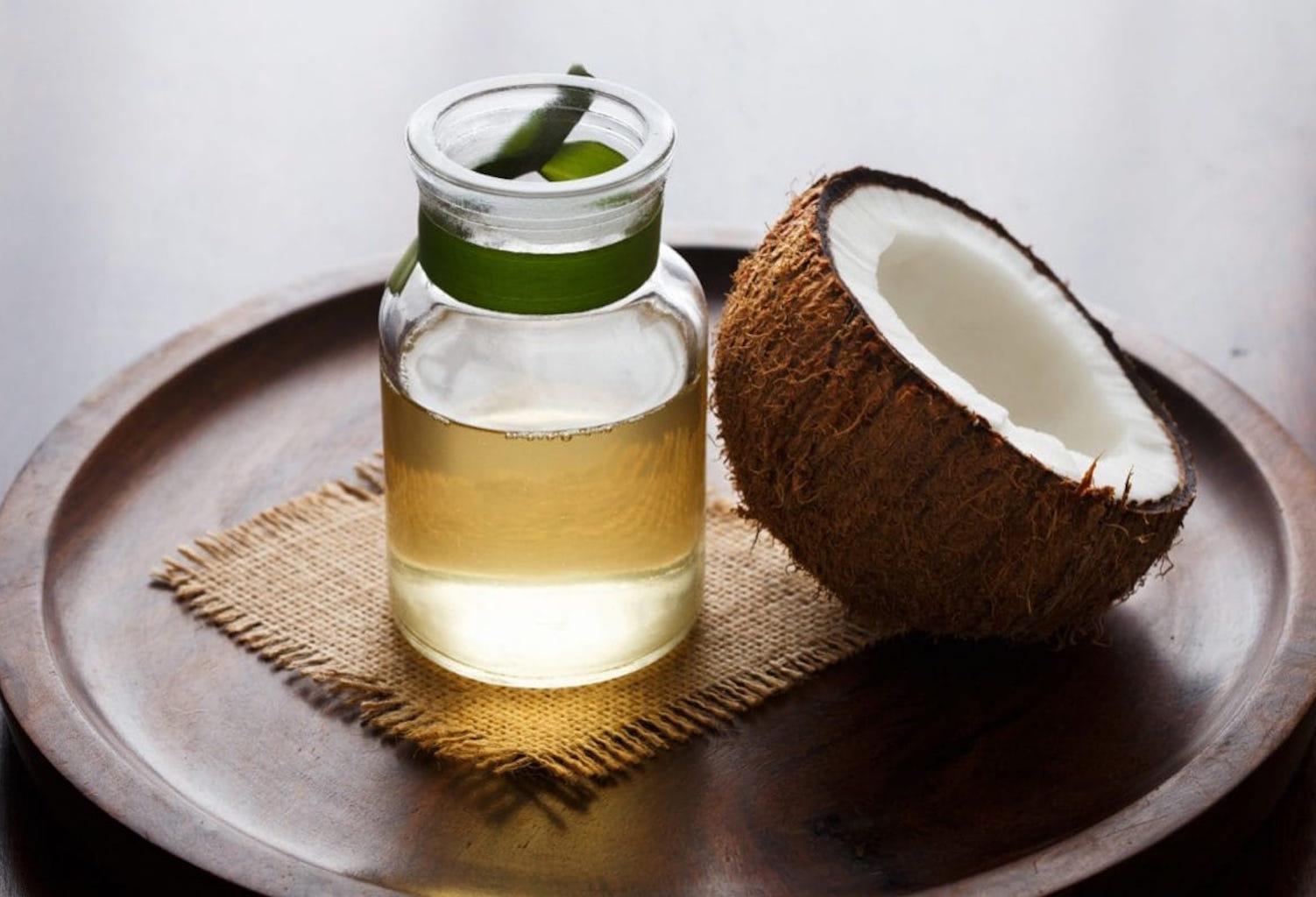 Công dụng của dừa đối với phục hồi  làn da khô