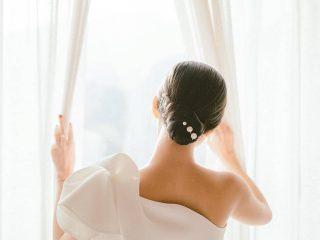5 kiểu tóc cô dâu đẹp nhất dành cho đám cưới mùa thu ngọt ngào và lãng mạn