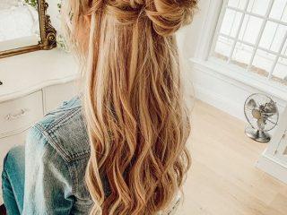 """Nếu vẫn còn đắn đo """"sáng mai tết tóc kiểu gì?"""" thì hãy xem ngay những gợi ý từ team Đẹp365 bạn nhé!"""