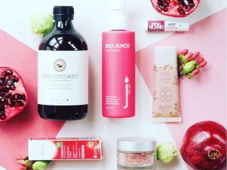 Bạn đã biết công dụng của quả lựu đỏ trong việc dưỡng da?