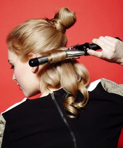 máy uốn tóc