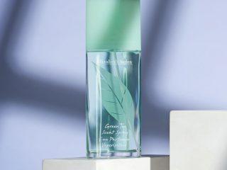 Khám phá những mùi hương chủ điểm trà xanh của Elizabeth Arden