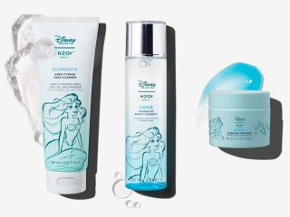 H2O+ Little Mermaid Skin-Care Collection – món quà nhỏ cho nàng từ team Disney