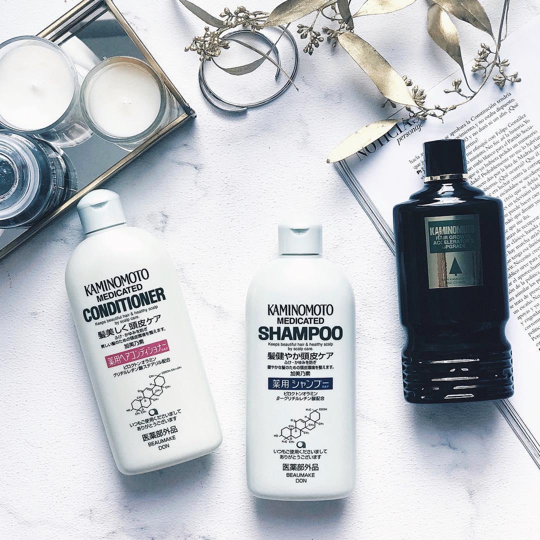 Kaminomoto Medicated Shampoo