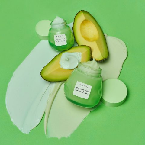 Glow Recipe's Avocado Retinol Eye Sleeping Mask – mặt nạ bơ mới toanh cho nàng những trải nghiệm mới khi dưỡng da