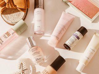 6 sản phẩm chăm sóc da nhạy cảm da tự nhiên, an toàn