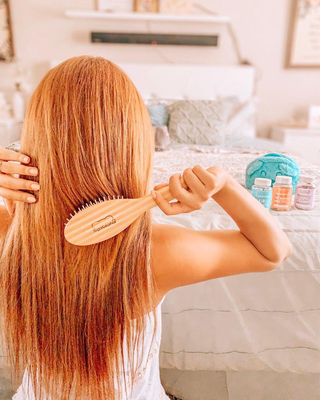 phục hồi tóc khô