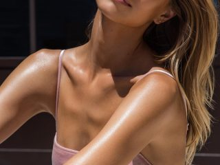 Rountine chăm sóc da body căng bóng mịn màng không thua kém da mặt