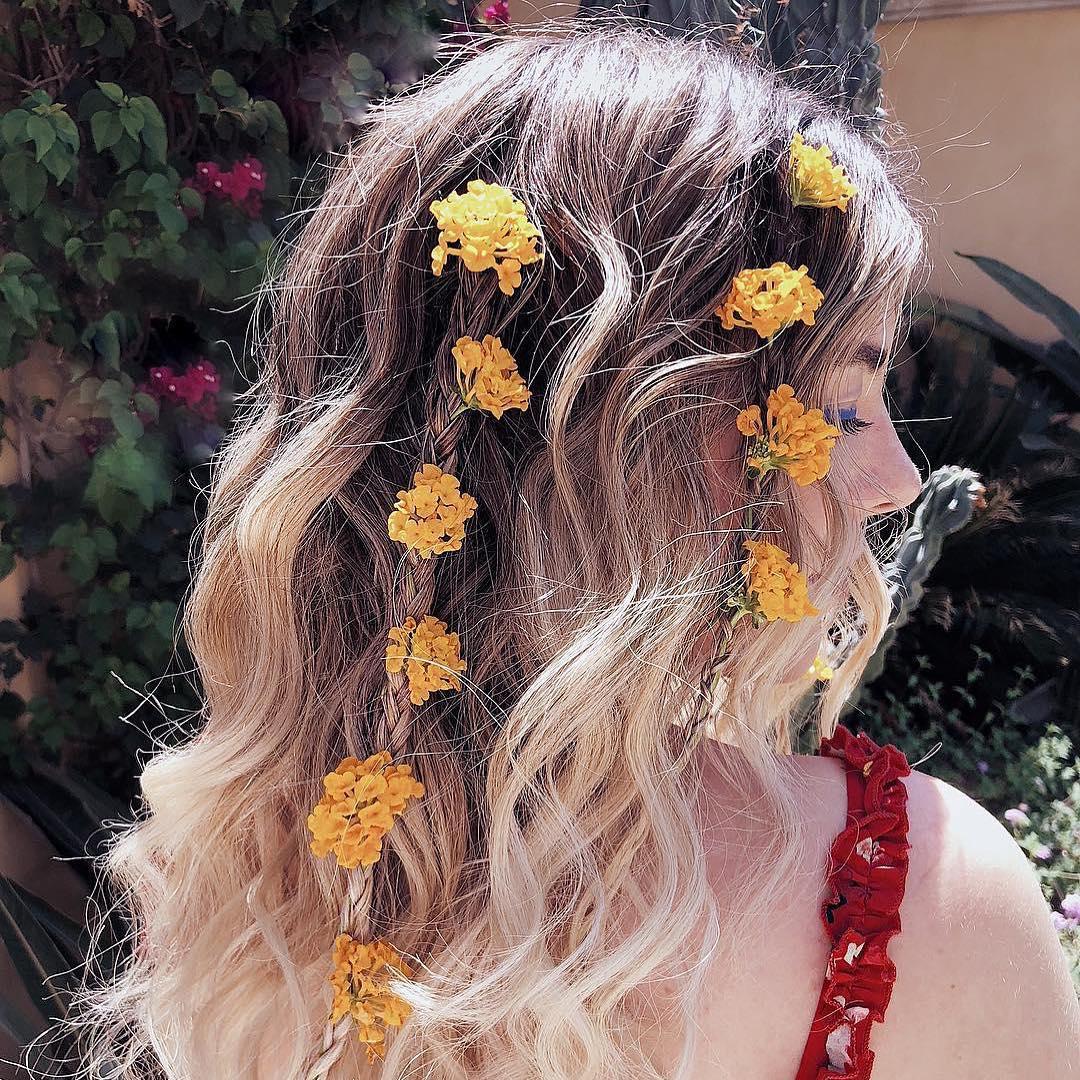 9 Kiểu tóc theo cảm hứng Boho đầy phóng khoáng và tươi trẻ