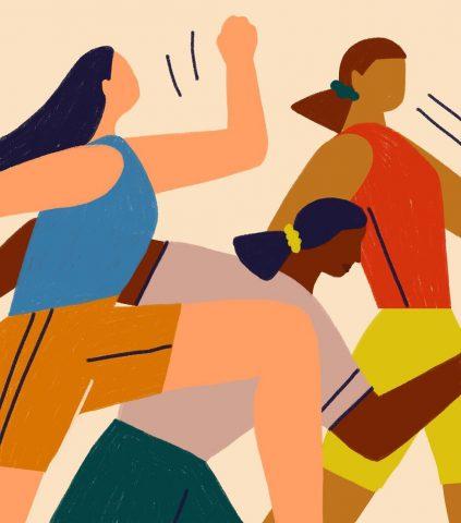 Chuyên gia khuyến cáo: Không nên cầm điện thoại khi đang chạy bộ