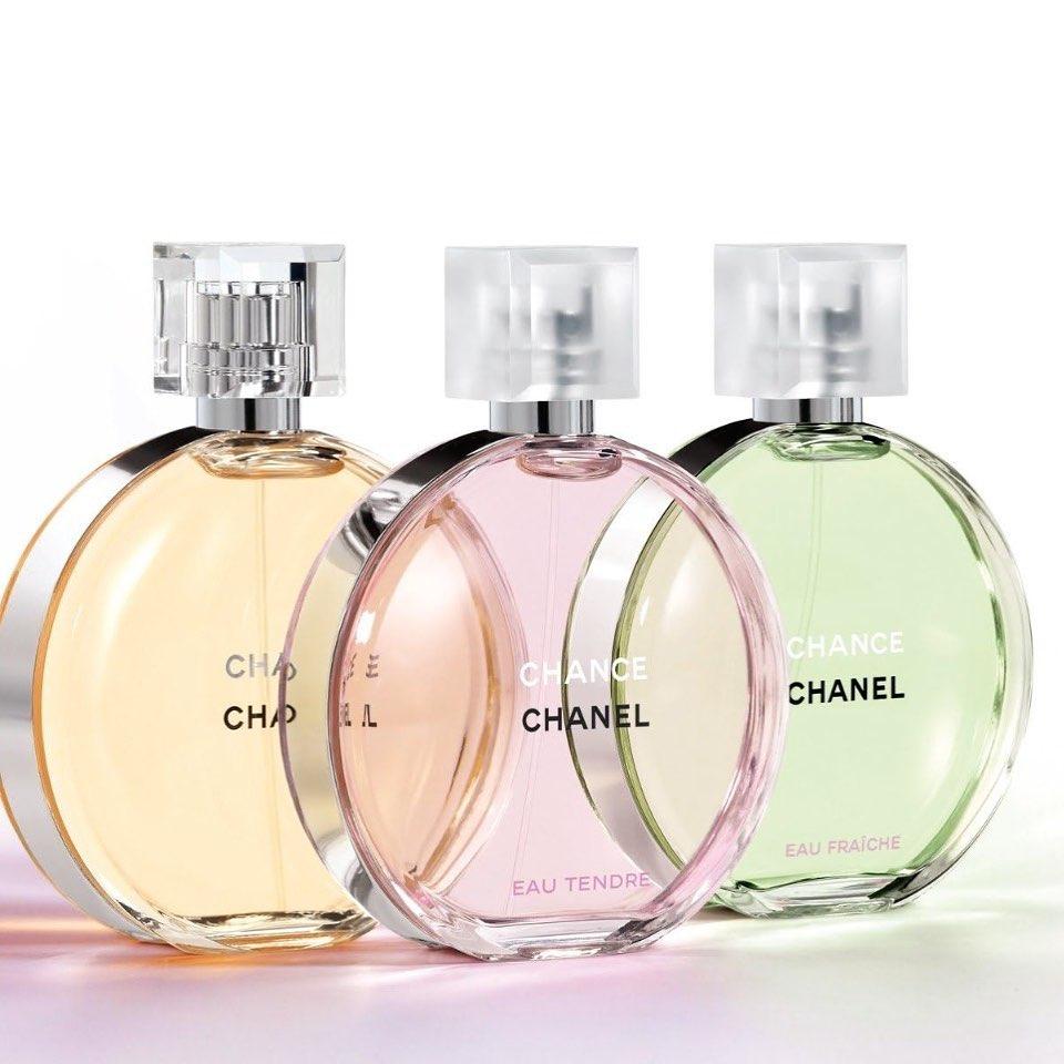 hương nước hoa Chanel Chance Eau Tendre