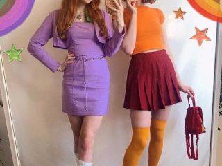Gợi ý những gam màu đặc trưng cho ngày Halloween