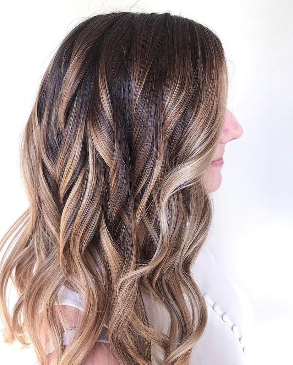 tóc xoăn dài