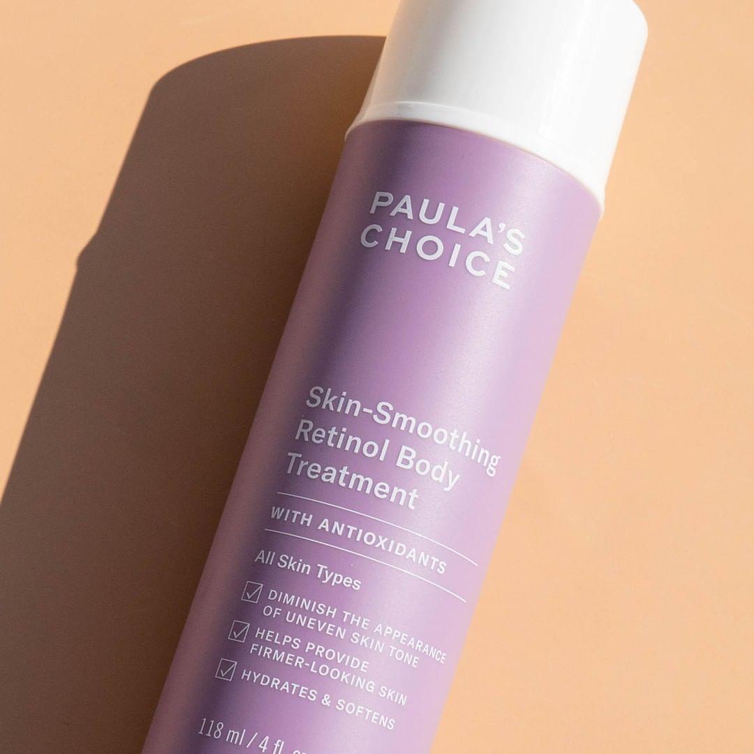Lotion làm mịn da Paula's Choice Retinol Skin-Smoothing Body Treatment