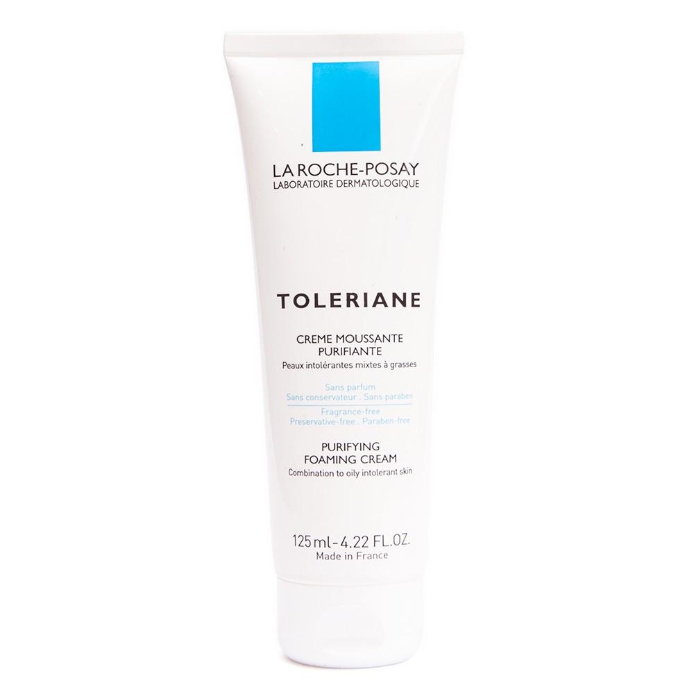 Kết quả hình ảnh cho La Roche-Posay Toleriane Purifying Foaming Cream