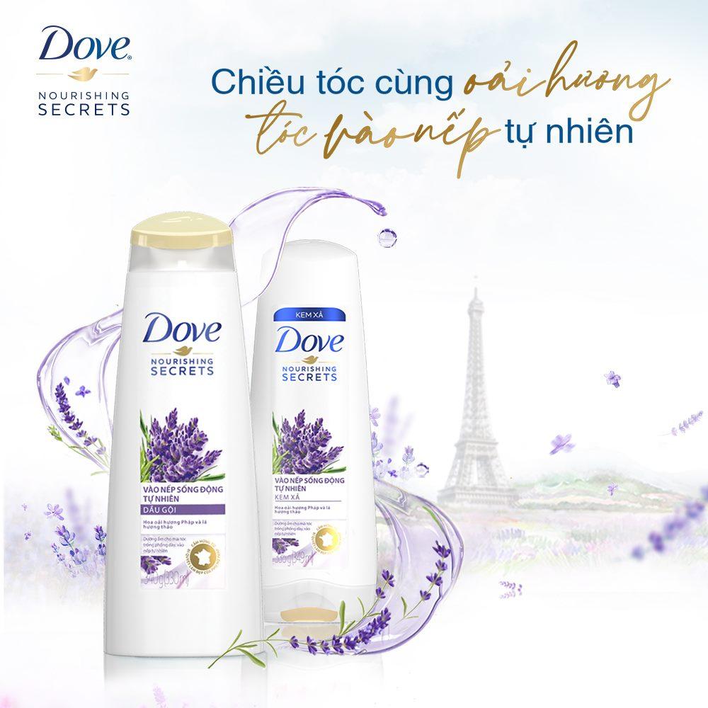 Dòng sản phẩm Dove Thiên Nhiên