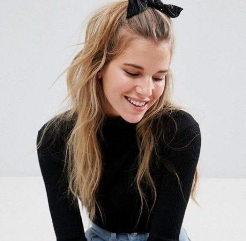 5 Kiểu tóc đơn giản cho nàng tóc hư tổn