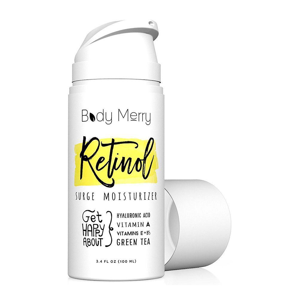Image result for Body Merry Retinol Surge Moisturizer
