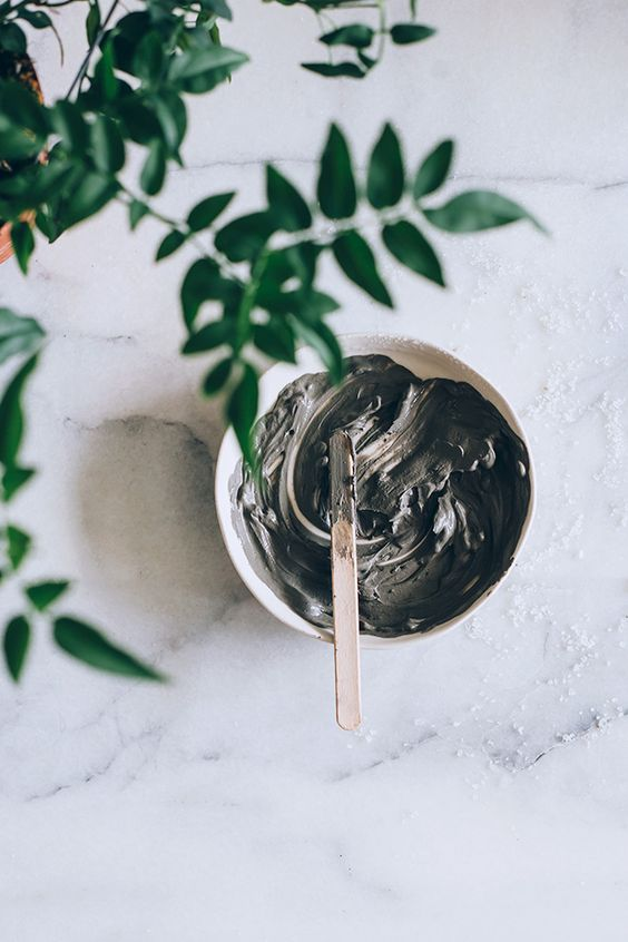 Don't be afraid to get a little dirty! These DIY mud masks calm troubled skin, offer deep hydration, and restore elasticity.