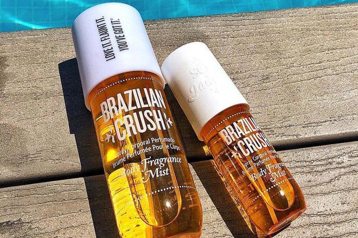 Kết quả hình ảnh cho Sol de Janeiro Brazilian Crush Body Fragrance Mist