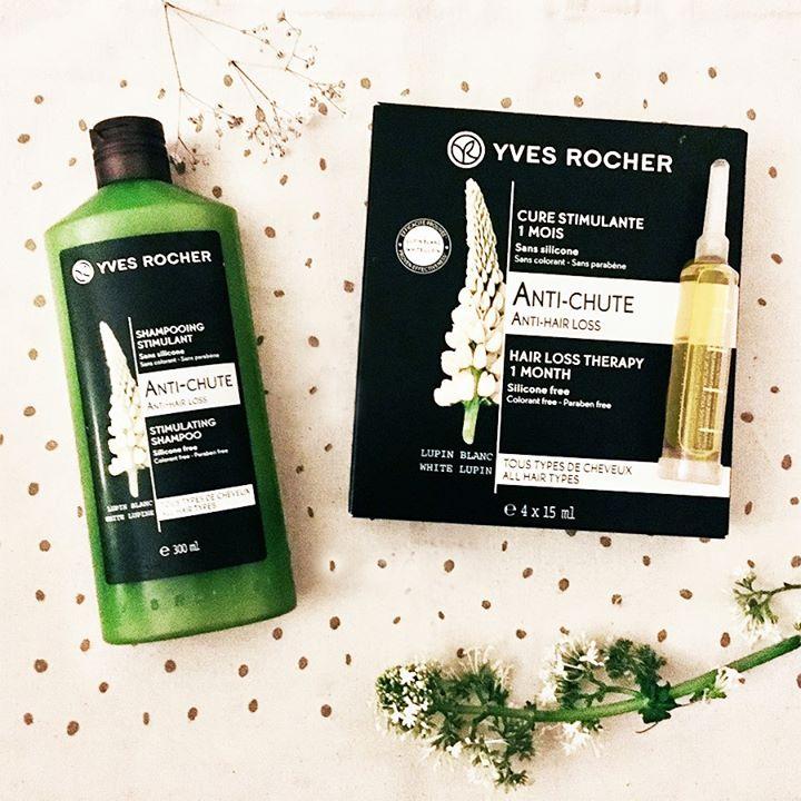 Kết quả hình ảnh cho Yves Rocher Stimulating Shampoo