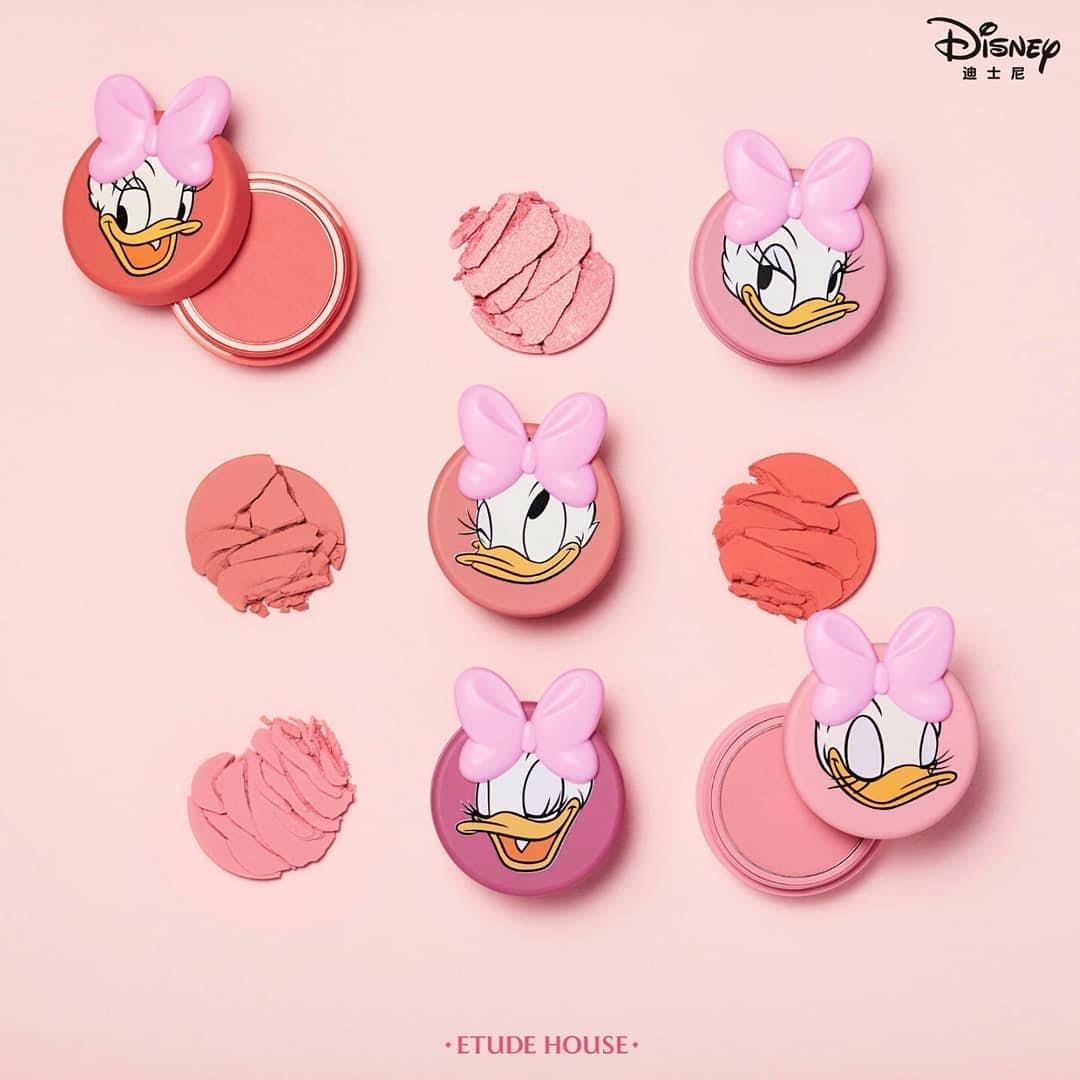 Kết quả hình ảnh cho Etude House và Disney Daisy Duck